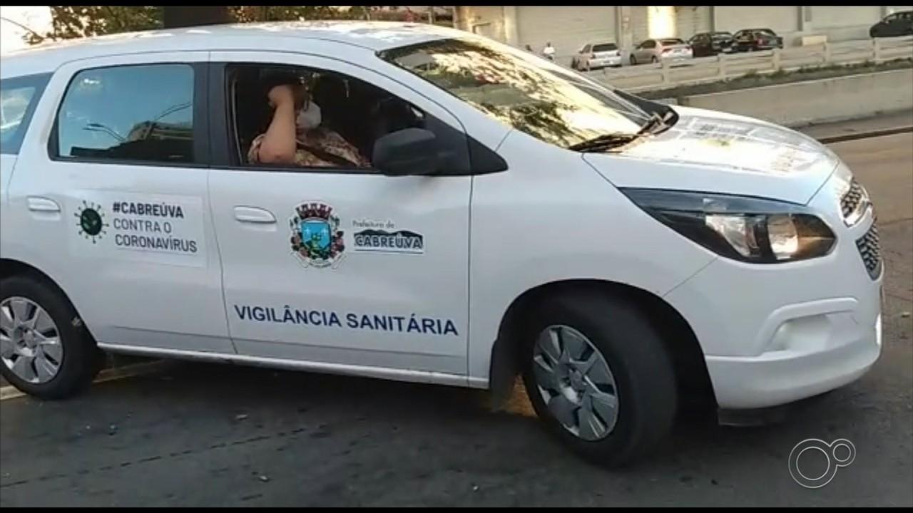 Cidades da região de Jundiaí retiram novos lotes de vacina contra Covid