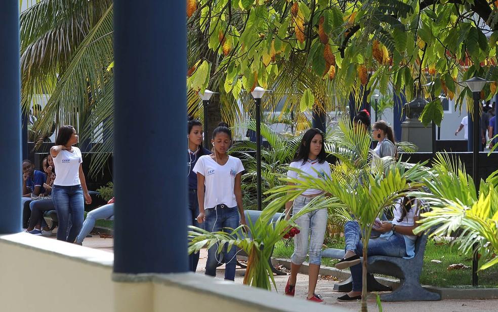 Começam as matrículas dos cursos técnicos de ensino médio na Bahia (Foto: Divulgação/SEC)