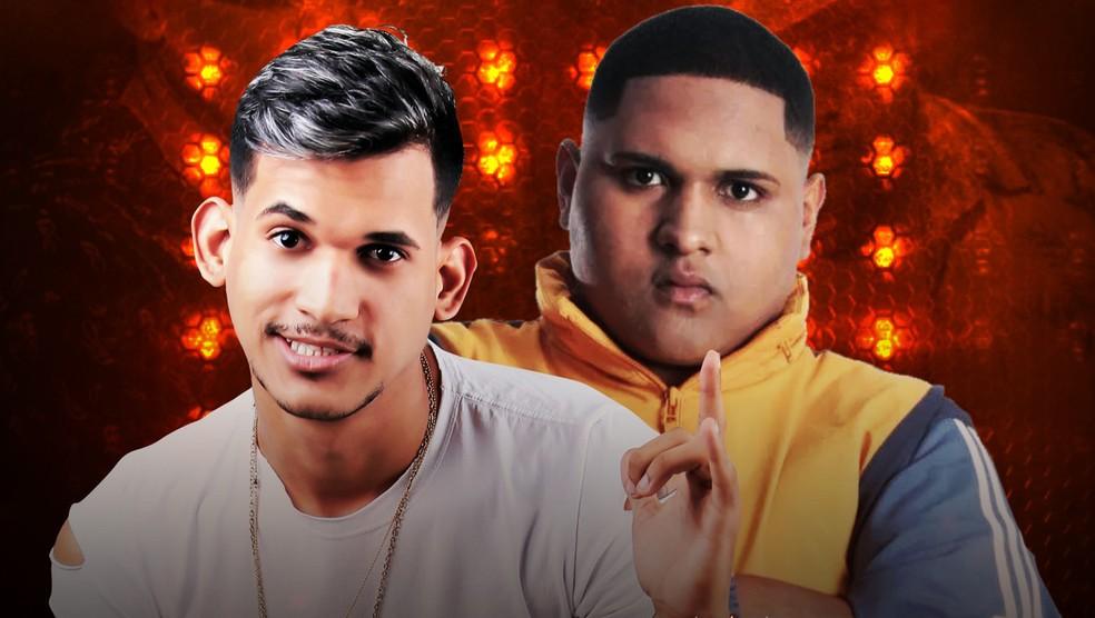 """Felipe Original (à esq.) é um dos responsáveis por """"Hit contagiante"""", remix de Evoluiu, de MC Kevin O Chris — Foto: Divulgação"""