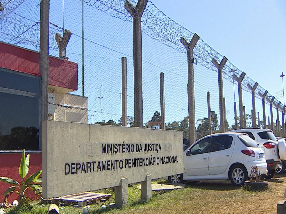Penitenciária Federal de Porto Velho (Foto: Reprodução/ Rede Amazônica )