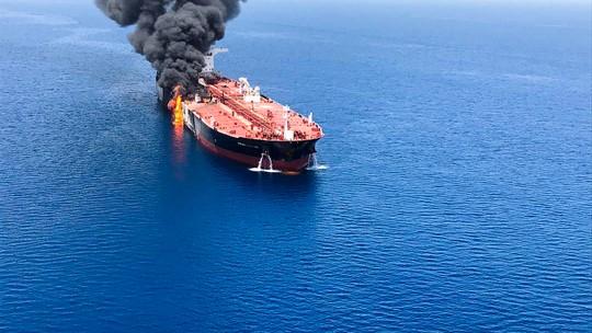 Foto: (Isna/Handout via Reuters)