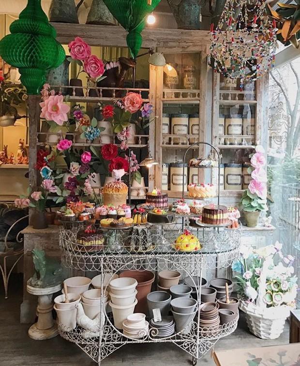 As 10 lojas mais lindas do mundo (Foto: Paula Flynn/divulgação)