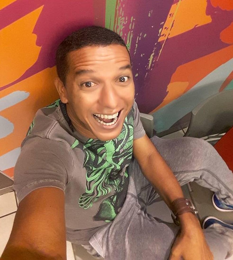 João Maria Avundano Garcia foi morto dentro do apartamento onde morava (Foto: Reprodução/Facebook)