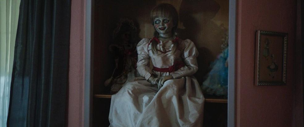 Annabelle: filme de terror estreia na Netflix — Foto: Divulgação/Netflix
