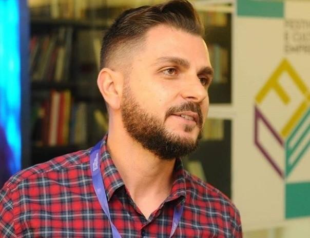 Fabio Pereira afirma que usuário de redes sociais deve ter mais consciência digital (Foto: Rafael Jota)