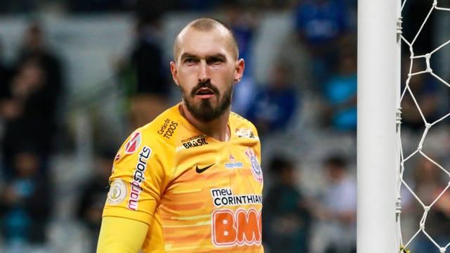 Walter foi o destaque em Cruzeiro x Corinthians