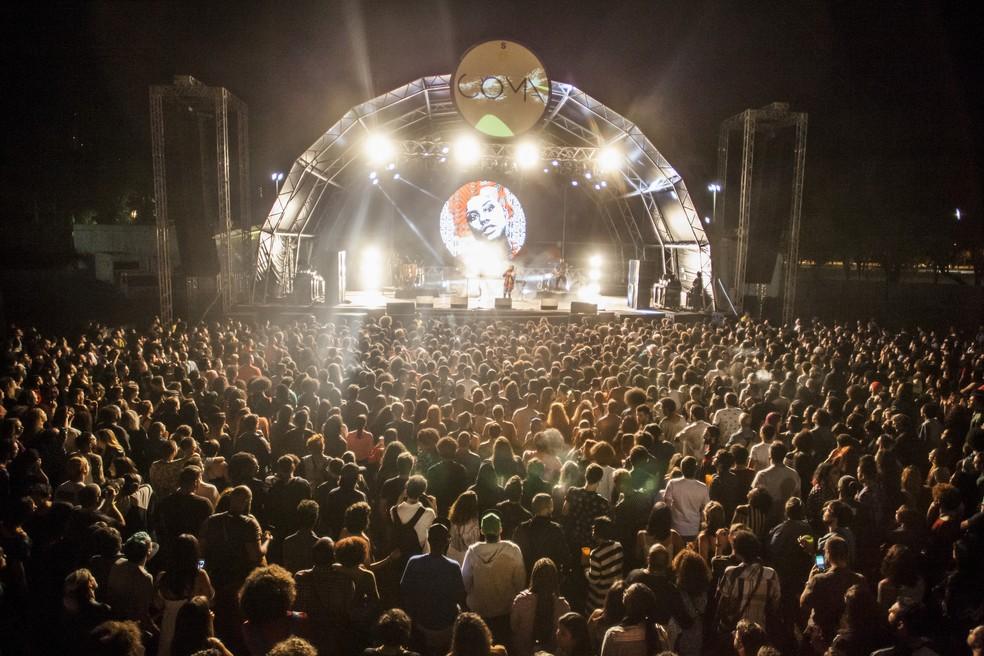 Festival CoMA 2018, em Brasília — Foto: Festival CoMA/Divulgação