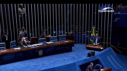 Impeachment no Senado: discurso final de Sérgio Petecão (PSD-AC)