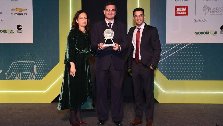 slc premio melhores agronegocio (Foto: Rodrigo Trevisan/Editora Globo)
