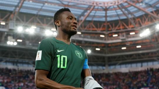 Capitão da seleção nigeriano atuou sabendo que o pai estava nas mãos de  bandidos