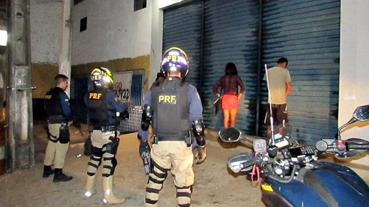 PRF registra 21 acidentes e três mortes na operação 12 de outubro na Paraíba