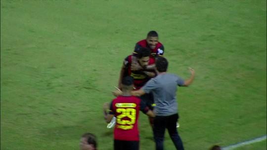 Satisfeito com desempenho, Guto Ferreira valoriza e analisa vitória do Sport