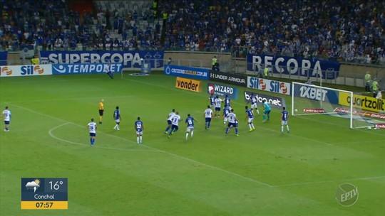 CSA vence o Cruzeiro por 1 a 0