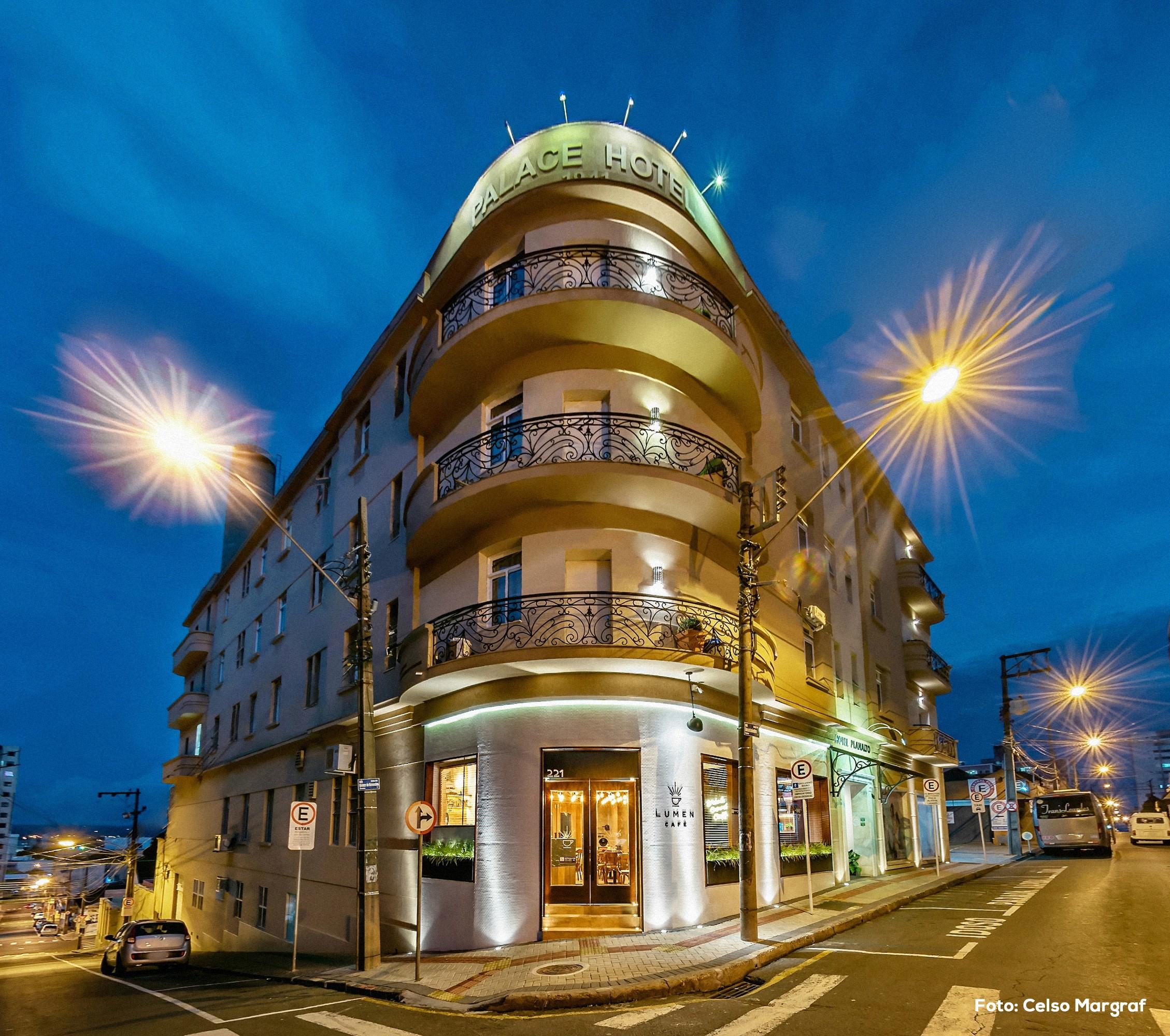 HOTEL PLANALTO SELECT: Há 8 anos o melhor hotel de Ponta Grossa