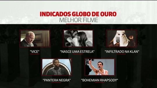 Filme sobre vice do ex-presidente Bush lidera indicações no Globo de Ouro