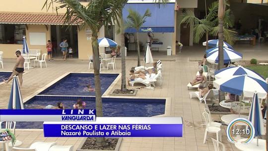 Hotéis da região bragantina são opções para turistas que buscam tranquilidade