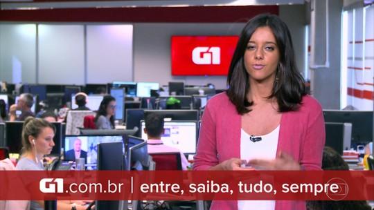 G1 em 1 Minuto: Eclipse solar será visível de forma parcial no Brasil