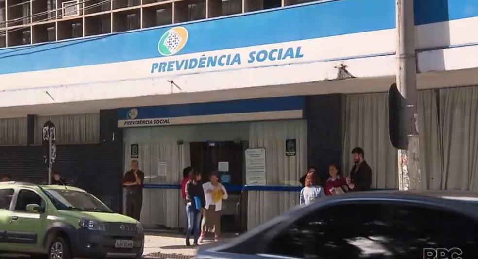 Paraná tem quase 9 mil beneficiários convocados para perícia médica pelo INSS (Foto: Reprodução/RPC)