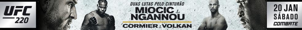 Assine o Combate e assista a todos os eventos do UFC ao vivo (Foto: Combate)