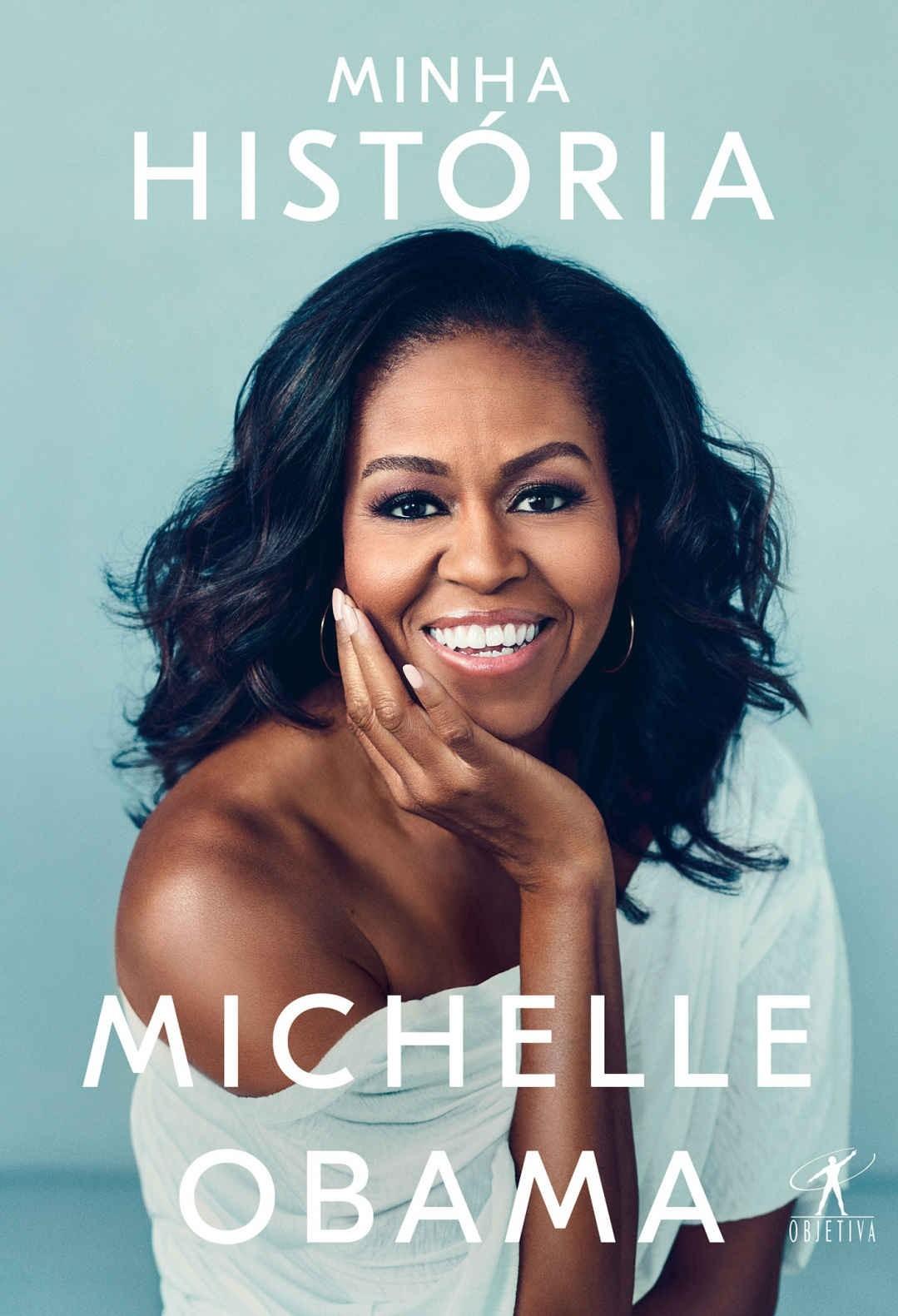 Minha História, de Michelle Obama (Foto: Divulgação)