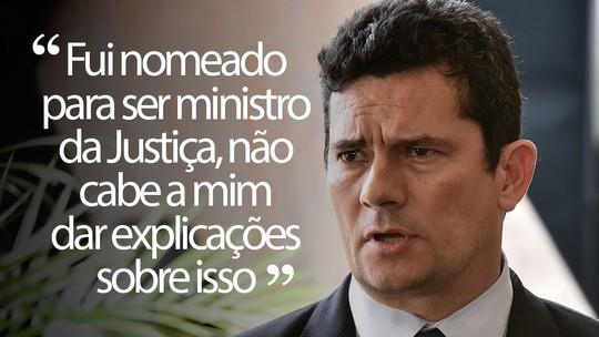 Foto: (Rafael Carvalho/governo de transição)