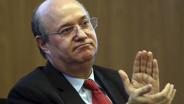 O presidente do Banco Central, Ilan Goldfajn (Foto: José Cruz/Agência Brasil)