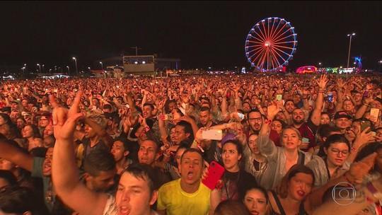 Fãs vibram com shows do primeiro fim de semana do Rock in Rio