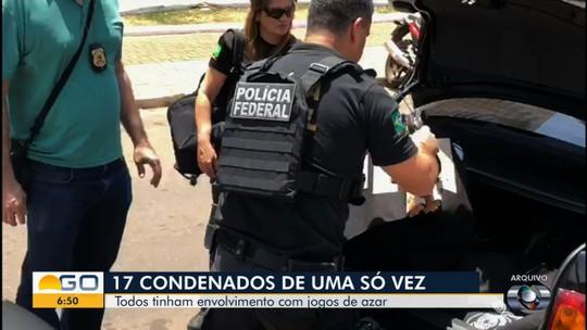 Juiz condena 17 servidores públicos por elo com jogos de azar ligados a Cachoeira