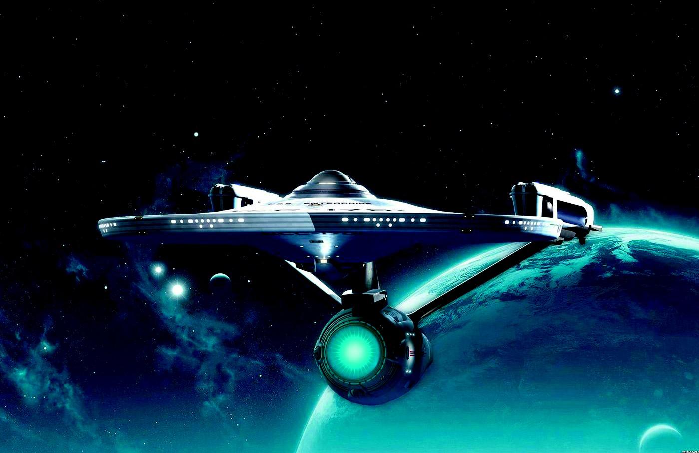 Ficção Científica / Star Trek (Foto: Divulgação)