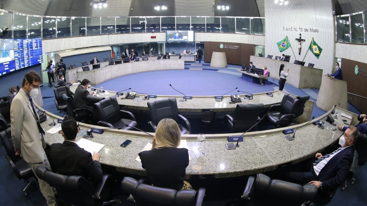 Mudanças na Funsaúde dão mais controle ao governador, mas mantêm patrimônio de R$ 15 mi, aprova Assembleia Legislativa do CE