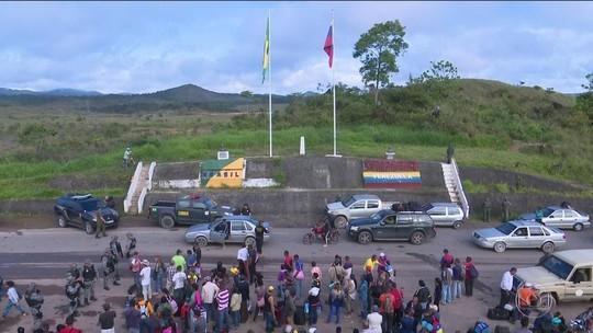 RR pede que STF suspenda imigração na fronteira com a Venezuela