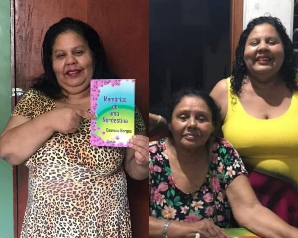Ex-doméstica reencontra mãe após mais de 40 anos, completa estudos e transforma história de vida em livro