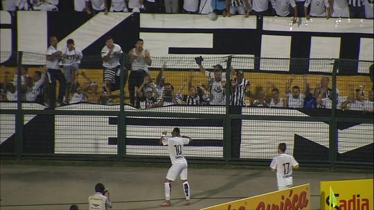 """Jogadores do Figueirense lamentam revés e chances perdidas: """"Não pode"""""""