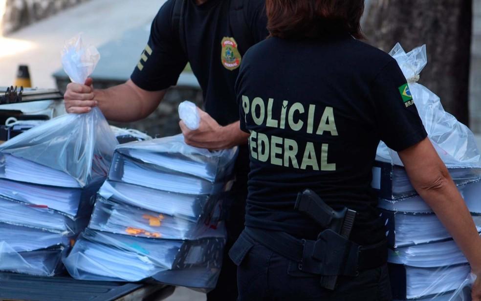 PF e INSS deflagram operação na BA contra fraudes à previdência social que já somam R$ 500 mil (Foto: Divulgação/Polícia Federal)