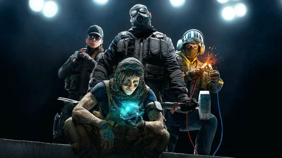 Rainbow Six: Siege é o título mais recente da franquia — Foto: Divulgação/Ubisoft