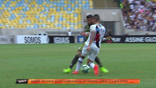 Diego Alves e Ramon ganham enquetes da defesa e do drible da rodada