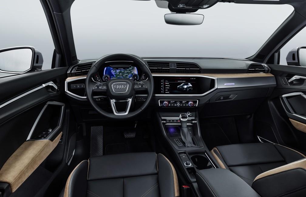 Audi Q3 ficará maior segunda geração A188624-large