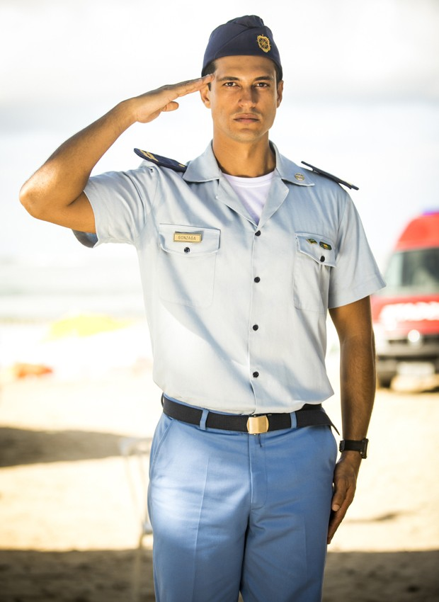 Raphael Vianna (Foto: João Miguel Júnior/TV Globo)