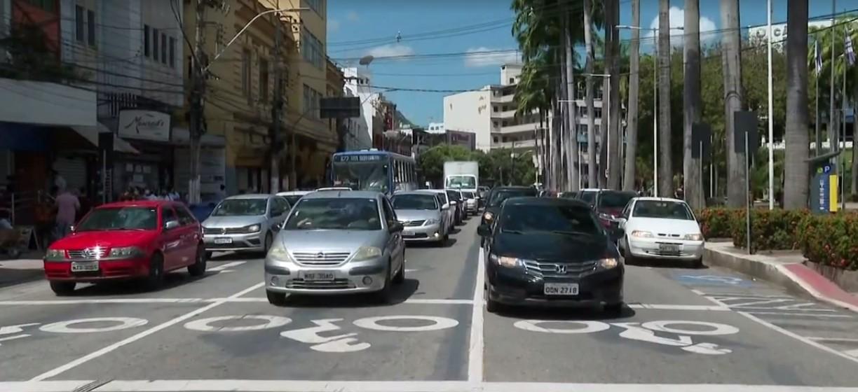 Número de multas de trânsito cresce 23% em Cachoeiro de Itapemirim, ES