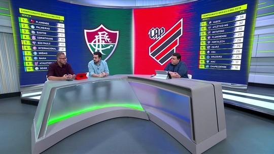 """""""Troca"""" analisa vitória do Athletico Paranaense: """"Não é desses times que se acomodam atrás no placar"""""""