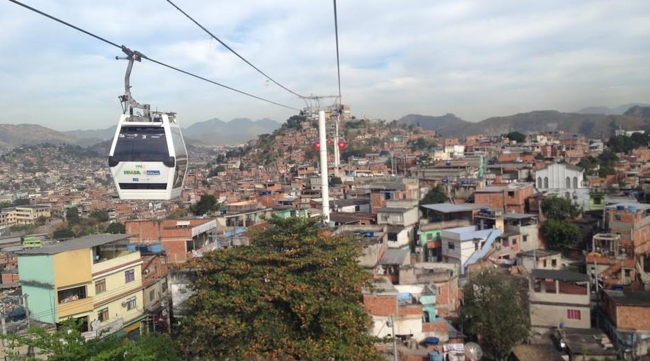 Favela da Maré: tecnologia melhora condições de vida na comunidade carioca (Foto: Wikicommons)