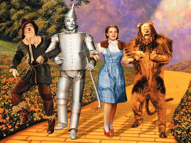 """10 curiosidades surpreendentes sobre o filme """"O Mágico de Oz ..."""