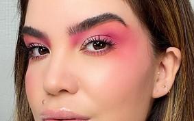 Make primavera: dicas com ênfase no rosa