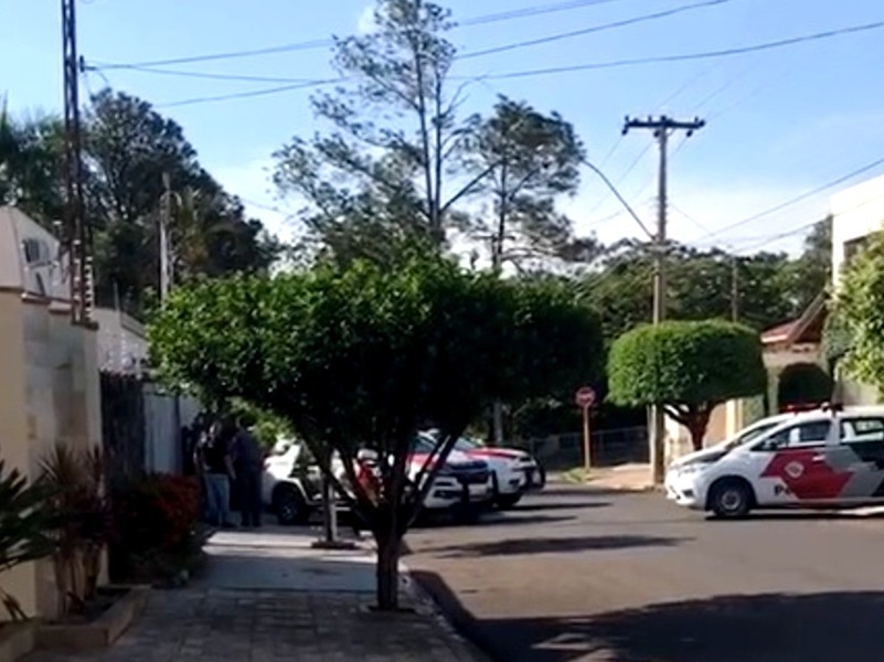 Diarista acha granada durante mudança em casa e mobiliza Gate em Bauru