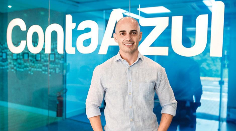 Vinicius Roveda, CEO da ContaAzul  (Foto: Divulgação)
