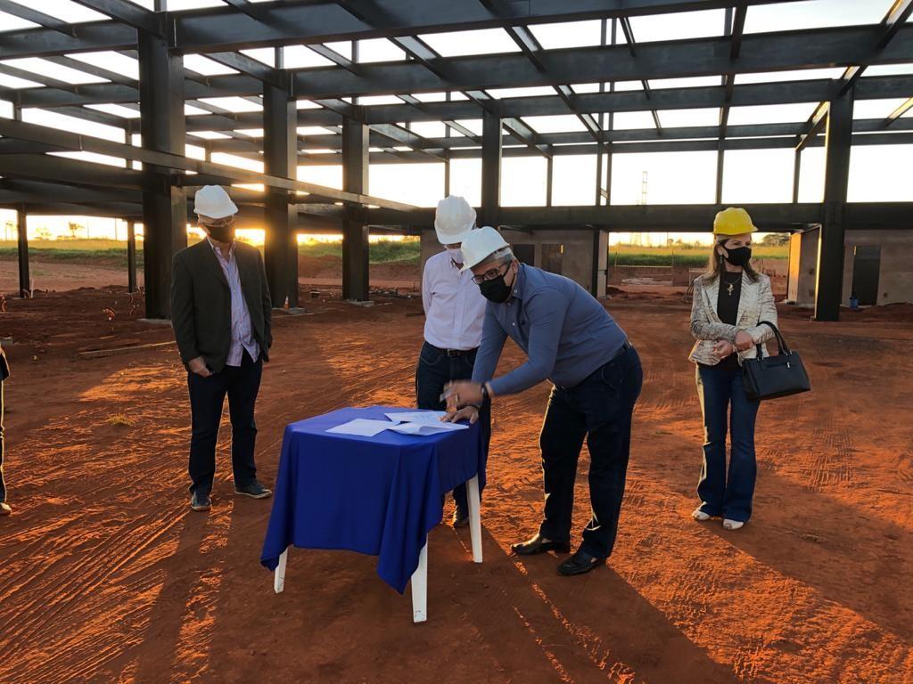 Prefeitura de Uberaba e Sebrae assinam Protocolo de Instalação da Unidade Sebraelab no Centro de Inovação do município