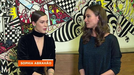 Sophia Abrahão relembra sua estreia no 'Dança dos Famosos': 'O 1º dia foi o mais sofrido'
