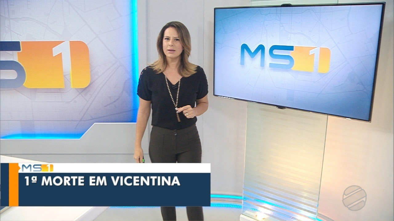VÍDEOS: MS1 Campo Grande de terça-feira, 12 de maio de 2020