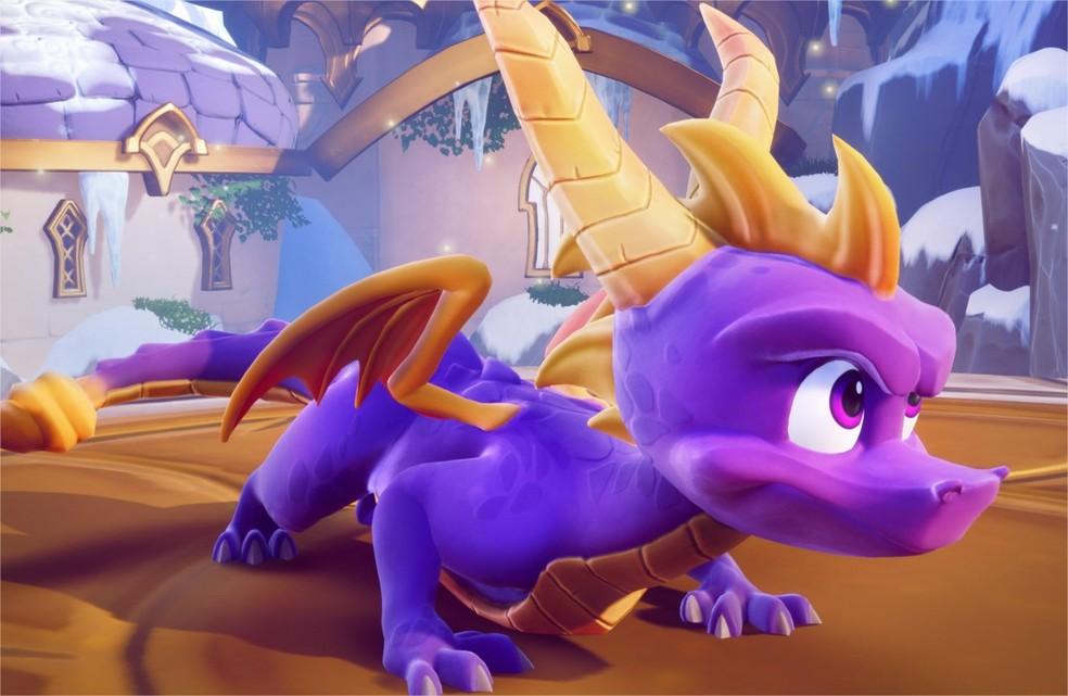 Spyro Reignited Trilogy — Foto: Divulgação/Activision