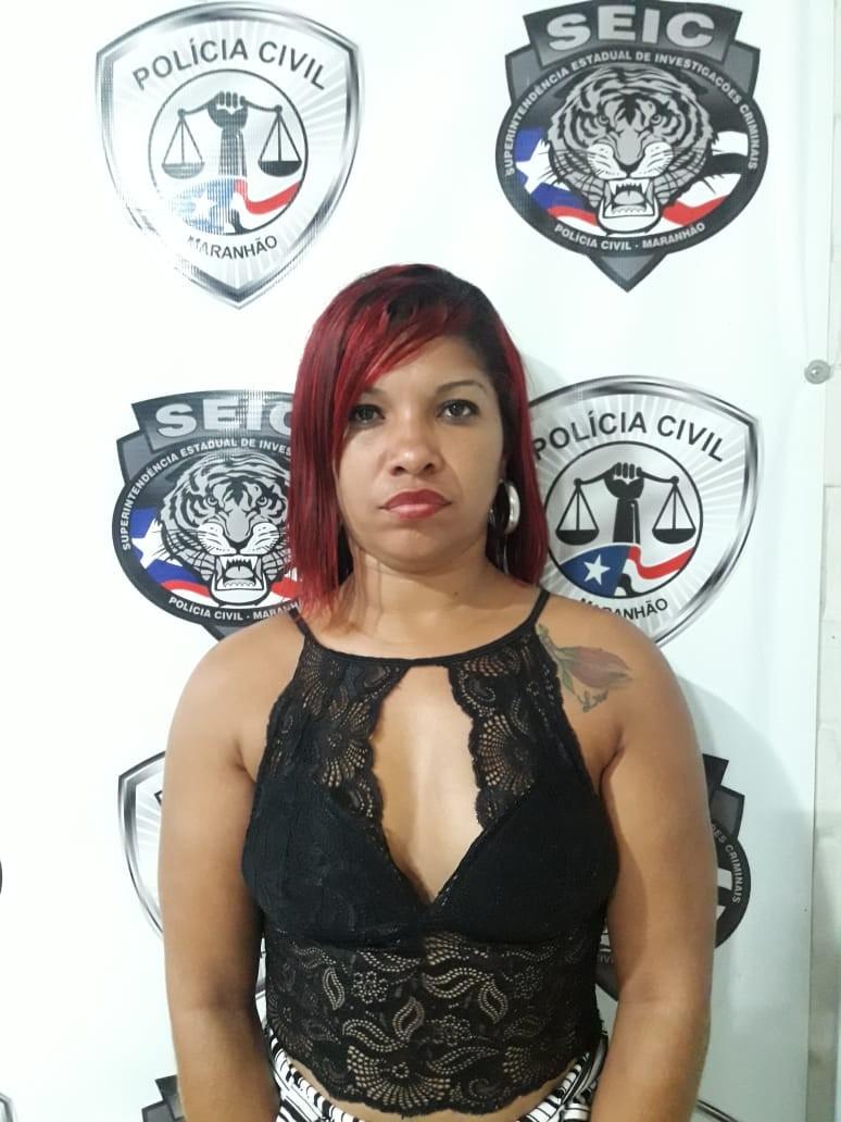 Polícia prende mulher suspeita de participar de furtos em bancos no MA